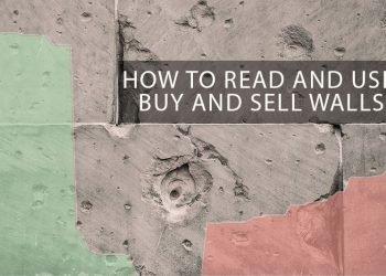 Co je buy wall a co je sell wall? Co znamenají?