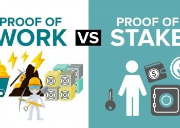 proof-of-stake - proof-of-work - velké zisky